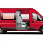 Noul Citroen Jumper facelift 2014 lateral