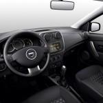 Noua Dacia Logan MCV 2013 interior