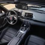 Noul Fiat 124 Spider