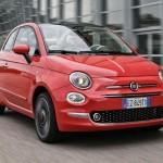 Noul Fiat 500 2016 facelift