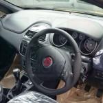Noul Fiat Punto facelift 2015 interior