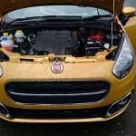 Noul Fiat Punto facelift 2015 motor