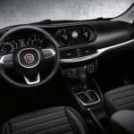 Noul Fiat Tipo 2016 imagini interior