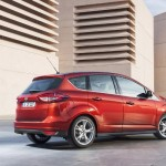 Noul Ford C-Max facelift 2014 lateral