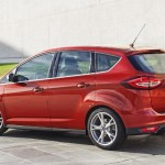 Noul Ford C-Max facelift 2014 spate
