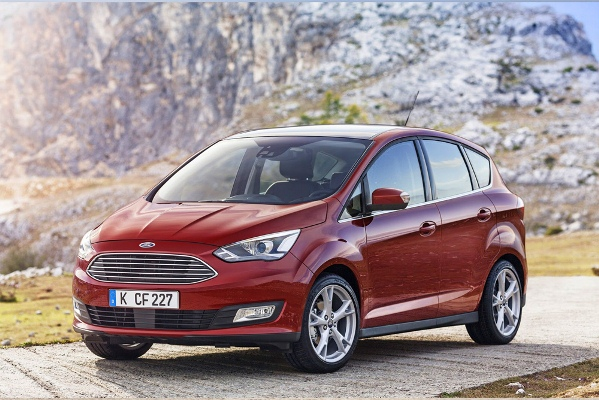 Noul Ford C-Max facelift 2014