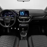 Noul Ford Fiesta interior