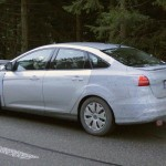 Noul Ford Focus Facelift 2014 berlina