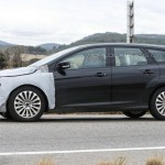 Noul Ford Focus Facelift 2014 estate