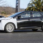 Noul Ford Focus Facelift 2014 hatchback lateral