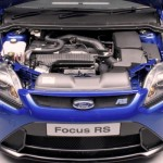 Noul Ford Focus RS imagine simbol