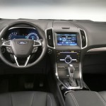 Noul Ford Galaxy 2015 interior