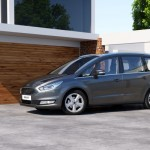 Noul Ford Galaxy 2015 lateral