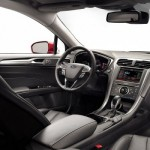 Noul Ford Mondeo 2014 interior