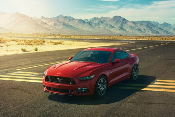 Noul Ford Mustang 2014