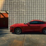 Noul Ford Mustang 2014 lateral