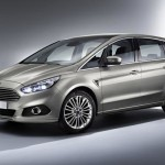 Noul Ford S-Max 2015