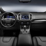 Noul Ford S-Max 2015 interior