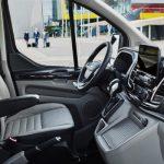 Noul Ford Turneo Custom facelift foto