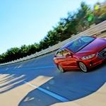 Noul Hyundai Elantra 2015 fata