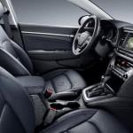 Noul Hyundai Elantra 2015 interior