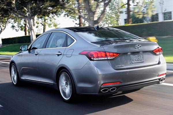 Noul Hyundai Genesis 2014 O Noua Berlina De Lux De La