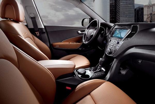 Noul Hyundai Santa Fe 2015 Facelift Primele Poze Oficiale