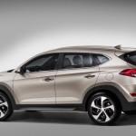 Noul Hyundai Tucson 2015 lateral