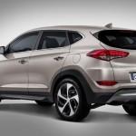 Noul Hyundai Tucson 2015 spate