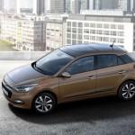 Noul Hyundai i20 2 2015 lateral