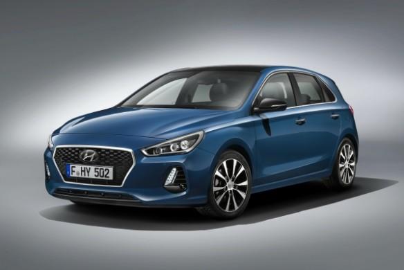 Noul Hyundai i30 2016