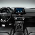 Noul Hyundai i30 2016 foto interior