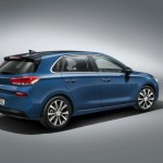 Noul Hyundai i30 2016 foto spate