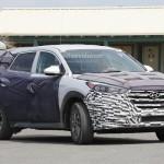 Noul Hyundai ix35 fata
