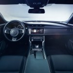 Noul Jaguar XF 2015 interior
