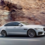 Noul Jaguar XF 2015 lateral
