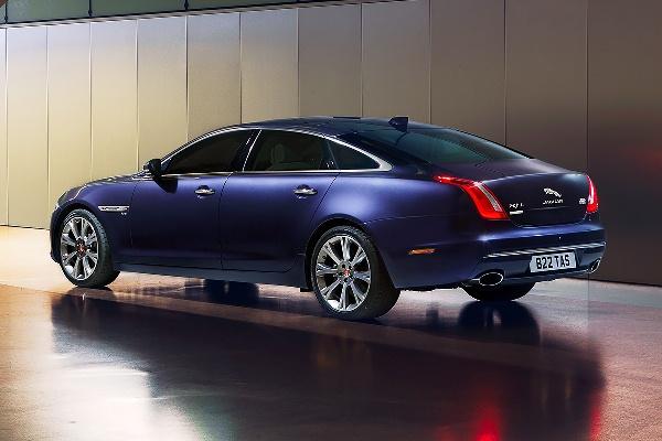 Noul Jaguar XJ 2016 imagini
