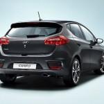 Noul Kia Cee'd 2015 facelift foto spate