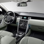Noul Land Rover Discovery Sport interior