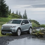 Noul Land Rover Discovery Sport lateral