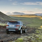Noul Land Rover Discovery Sport spate
