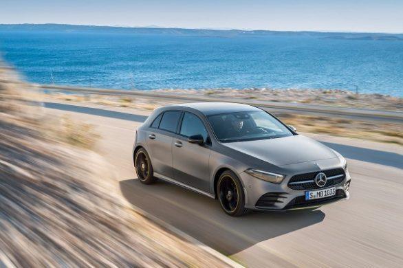 Noul Mercedes A Class 2018