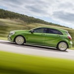 Noul Mercedes A-Class 2015 - consum de doar 3.5 litri