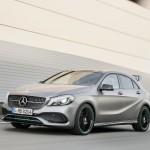 Noul Mercedes A-Class 2015 facelift poze oficiale