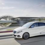 Noul Mercedes B Class 2014 facelift Electric Drive