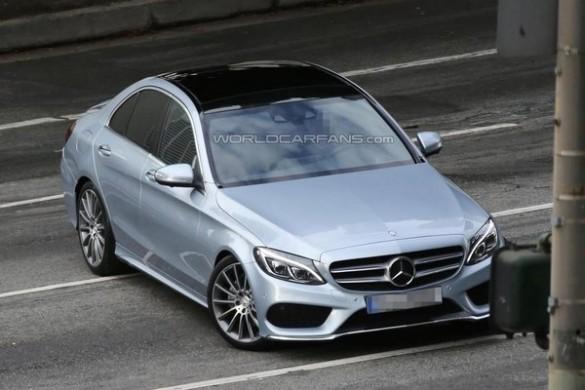 Noul Mercedes-Benz C Class