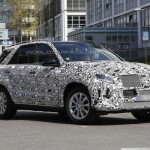 Noul Mercedes Benz facelift 2014 lateral
