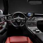 Noul Mercedes C Class 2014 interior