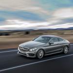 Noul Mercedes C Class Coupe 2015 galerie foto