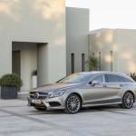 Noul Mercedes CLS facelift modelul Shooting break